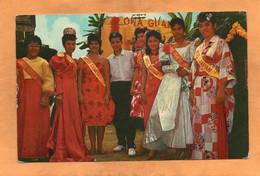 Guam Old Postcard Mailed - Guam