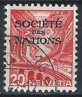 PPP-/-204-  N° 100, OBL., COTE 2.00 €, PAPIER LISSE,   VOIR LES IMAGES POUR DETAILS - Officials