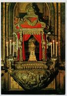 PERUGIA   CATTEDRALE  DI  S. LORENZO     (  TEMPIETTO  PENSILE  DI LAMINE D' ARGENTO) - Perugia
