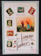 France 2020 - Le Langage Des Timbres - Prêts-à-poster: Other (1995-...)