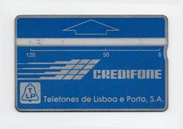 Credifone TLP Telefones De Lisboa E Porto Portugal Phonecard Telecarte Telefonkarte - Portugal