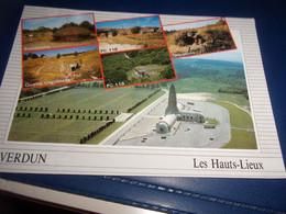 CPA CPSM  MEUSE VERDUN   LES HAUTS LIEUX - Verdun