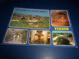 CPA CPSM  MEUSE VERDUN LE FORT DE DOUAMONT - Verdun