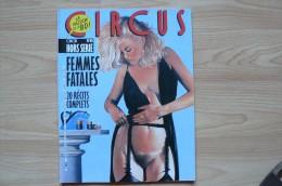 Circus - 99 Bis Hors Série HS16 - Spécial Femmes Fatales - Circus