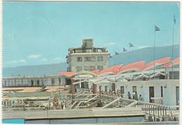 MESSINA - HOTEL LIDO VISTO DAL LIDO DI MORTELLE - VIAGG. 1964 -53566- - Messina