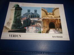 CPA CPSM  MEUSE VERDUN  ART ET HISTOIRE - Verdun