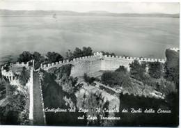 CASTIGLIONE DEL LAGO  PERUGIA  Castello Dei Duchi Della Cornia Corgna Sul Lago Trasimeno - Perugia