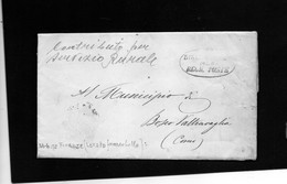 CG58 - Lett. In Franchigia Della Direzione Gen. Poste Di Firenze Del 23/6/1875 Per Bosco Valtravaglia - 1. ...-1850 Prephilately