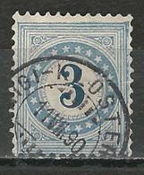 SBK P3 IIN, Mi 3 II O Rigi-Klösterli - Strafportzegels