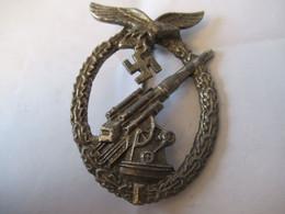 WW2 Brevet Insigne Flak Artillerie Anti Aérienne Allemagne 2 Reich COPIE COPIE - Unclassified