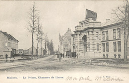 België - Malines Mechelen - La Prison Chaussee De Lierre -   -  1905 - Zonder Classificatie
