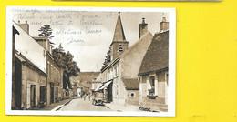 CHATEAUNEUF VAL De BARGIS Grand'Rue (Combier) Nièvre (58) - Other Municipalities