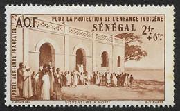 SENEGAL  1942 -  PA 19  - Protection De L'enfance  - NEUF** - Unused Stamps