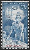 SENEGAL  1942 -  PA 21  - Quinzaine Impériale   - NEUF* - Unused Stamps