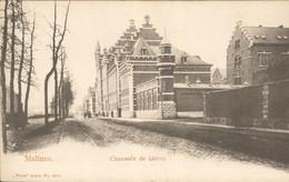 België - Malines Mechelen - Chaussee De Lierre  - 1900 - Zonder Classificatie