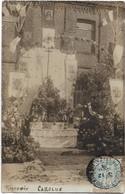 """ECOURT ST QUENTIN -- Carte Photo - """"REPOSOIR CAROLUS """" - Sonstige Gemeinden"""