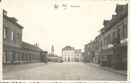 België - Mol - Statieplein - Station - Vial Hotel - 1945 - Unclassified