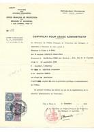 Timbre Fiscal  Fiscaux  Réfugiés  Apatrides UKRAINE - Revenue Stamps
