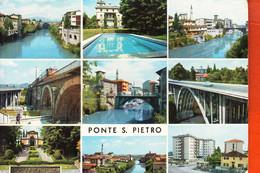 21-1340 PONTE SAN PIETRO  BERGAMO - Bergamo