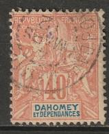 Dahomey 1904 Sc 11 Yt 12 Used Dahomey CDS - Gebraucht