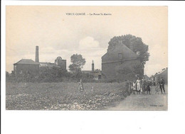 VIEUX CONDÉ - La Fosse St-Martin. (Mine) - Vieux Conde