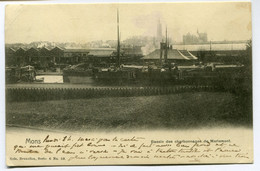 CPA - Carte Postale - Belgique - Mons - Bassin Des Charbonnages De Mariemont - 1906  (DG15160) - Mons