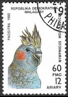 MADAGASCAR - Cockatiel (Nymphicus Hollandicus) - Madagaskar (1960-...)