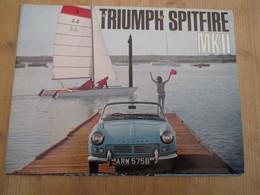 Triumph Spitfire Leyland Motor Corporation - Practical