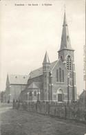 België - Esschen - De Kerk Eglise - - - 1910 - Sin Clasificación