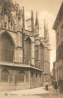 België - Malines Mechelen - Le Cathedrale St Rombeaut - 1920 - Zonder Classificatie