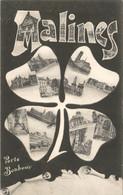 België - Malines Mechelen - Porte Bonheur - 1905 - Zonder Classificatie