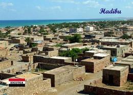 Socotra Island UNESCO Hadiboh Overview Yemen New Postcard Sokotra Insel AK - Yemen
