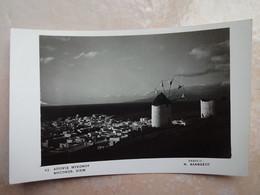 CPSM GRECE GREECE MYKONOS MYCONOS View Moulin - Greece