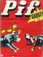 """Pif Gadget N°114 - Le Grèlé 7/13 """"Le Gros Gibier"""" - Robin Des Bois """"La Ceinture Au Trésor"""" - Pif Gadget"""
