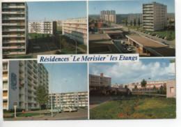 CP ( Aulnay Sous Bois - Résidences Le Merisier // Les Etangs - Multivues ) - Aulnay Sous Bois
