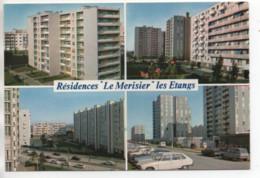 CP ( Aulnay Sous Bois - Résidences Le Merisier // Les Etangs - Vues Diverses ) - Aulnay Sous Bois
