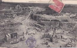 89 - CPA 1906   - Massangis-  Yonne-Vue Générale Des Carrières   (lot Pat 132 ) - Bergbau