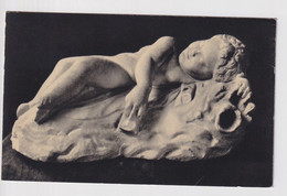 1955 CIPRO MUSEO MARMO DI EROS DORMIENTE - Zypern