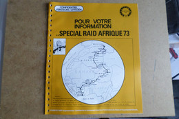 CITROËN 1973 - Raid Afrique 1973 - 2CV ( Automobile, Cars,Voitures ) - KFZ