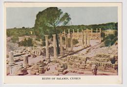 1955 CIPRO ROVINE DI SALAMINA - Zypern