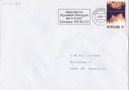 Nederland - Vlagstempel - Jaarcollectie Bijzondere Postzegels Nu Te Koop - Informatie: 050-861234 - Postal History