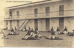 St-Louis - Caserne De Spahis Sénégalais - Senegal