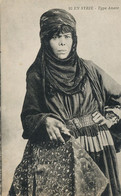 Type Anase Femme De Syrie . Anase Woman . Edit Thevenet Alep. - Siria