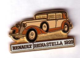 V140 Pin's RENAULT Tacot REINASTELLA 1929 SUPER Qualité Arthus Signé CEP PARIS Achat Immédiat - Renault