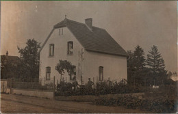 ! [57], 1911 Seltene Fotokarte, Photo, Dieuze - Dieuze