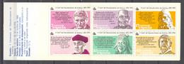 Spain 1986. V Centenario Carnet Ed 2860 - 1981-90 Ongebruikt