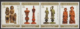 Chess St. Tome Y Principe 1981 - Mundial (**) - Scacchi