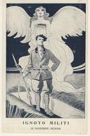 Militi Ignoto - La Grande Preghiera - Gabriele D'Annunzio - Nuova 1921 (2 Immagini) - Patriotiques