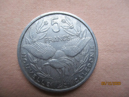 Nouvelle Calédonie: 5 Francs 1952 - New Caledonia