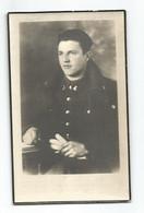 Doodsprentje Oorlogsslachtoffer Soldaat 22e Genieregiment Olen + Ardooie 27 Mei 1940 - Andachtsbilder